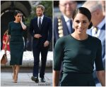 Meghan, Duchess of Sussex In Givenchy  @ Ireland Visit