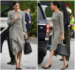 Meghan, Duchess of Sussex In Roland Mouret   @ Ireland Visit