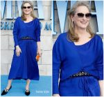 Meryl Streep in Marni @ 'Mamma Mia! Here We Go Again' London Premiere