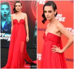 Mila Kunis In Valentino  @ 'The Spy Who Dumped Me' LA Premiere