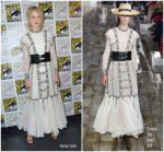 Nicole Kidman In  Christian Dior  @ 2018 Comic-Con