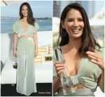 Olivia Munn In BreeLayne  @  #IMDboat At San Diego Comic-Con 2018