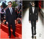 Robert Pattinson  In  Dior Homme  @ 2018 Karlovy Vary International Film Festival Closing Ceremony