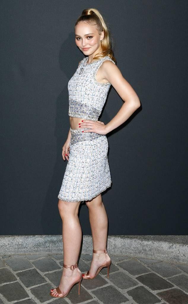 2018 vogue foundation dinner fashionsizzle - Lily rose prenom ...