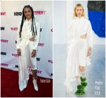 Sasha Lane In Preen by Thornton Bregazzi  @ 2018 Outfest Los Angeles LGBT Film Festival Closing Night Gala Of 'The Miseducation Of Cameron Post'
