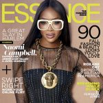 Naomi Campbell   Covers Essence September 2018 Issue