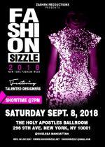 New York Fashion Week  Presented by Fashion Sizzle