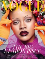 Rihanna Covers September 2018 British Vogue