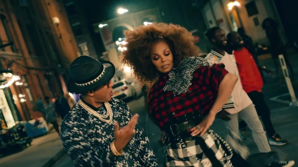 Image result for Janet Jackson x Daddy Yankee - Made For Now