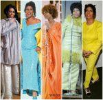 Aretha Franklin,   Best  Fashion & Style Looks