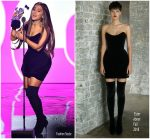 Ariana Grande In Ester Abner  @ 2018 MTV Video Music Awards