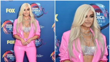 bebe-reha-in-larox-august-getty-atelier-2018-teen-choice-awards