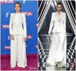Blake Lively In Ralph & Russo Couture  @ 2018 MTV VMAs