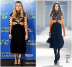 Chloe Grace Moretz In Proenza Schouler  @ 'The Miseducation Of Cameron Post' London Screening