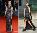 Clemence Poesy In Chanel Haute Couture  @ 'The Favourite' Venice Film Festival Premiere