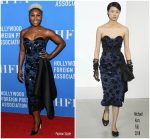 Cynthia Erivo  In Michael Kors  @ HFPA Grants Banquet 2018