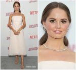 Debby Ryan  In Paule Ka @ Netflix's 'Insatiable' Season 1 Premiere