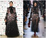 Freida Pinto In Elie Saab  @ Westpac IFFM Awards Night 2018
