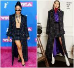 Hennessy Carolina  In Victoria Hayes  @ 2018 MTV Video Music Awards