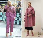 Iggy Azalea In Fendi  @ Build Series