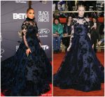 Janet Jackson In Christian Siriano  @  2018  Black Girls Rock