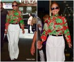 Jennifer Lopez In Gucci @  Today Show