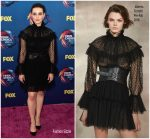 Katherine Langford In Alberta Ferretti  @ 2018 Teen Choice Awards