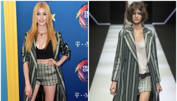 katherine-mcnamara-in-emporio-armani-2018-teen-choice-awards