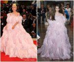 Lady Gaga In Valentino Haute Couture  @ 'A Star Is Born' Venice Film Festival Premiere