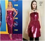 Lili Reinhart In Monique Lhuillier  @ 2018 Teen Choice Awards