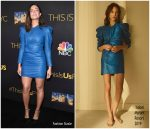 Mandy Moore In Isabel Marant  @ An Evening With 'This Is Us'