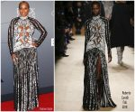 Mary J.  Blige In Roberto Cavalli  @ 2018 Black Girls Rock