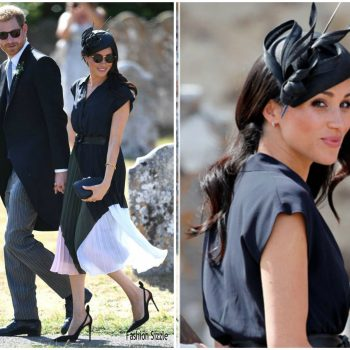 meghan-duchess-of-sussex-in-club-monaco-daisy-jenks-charlie-van-straubenzees-wedding
