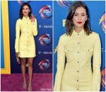 Nina Dobrev In Calvin Klein 205W39NYC  @ 2018 Teen Choice Awards