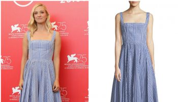 olivia-hamilton-in-lela-rose-first-man-venise-film-festival-photocall