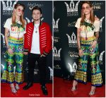 Paris Jackson In Gucci   @ Michael Jackson  60th Birthday Celebration