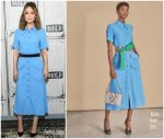 Rose Byrne In  Rochas  @  Build Series