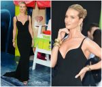 Rosie Huntington-Whiteley In Stella McCartney  @ 'The Meg' LA Premiere
