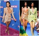 Shay Mitchell In Nicolas Jebran  @ 2018 MTV VMAs