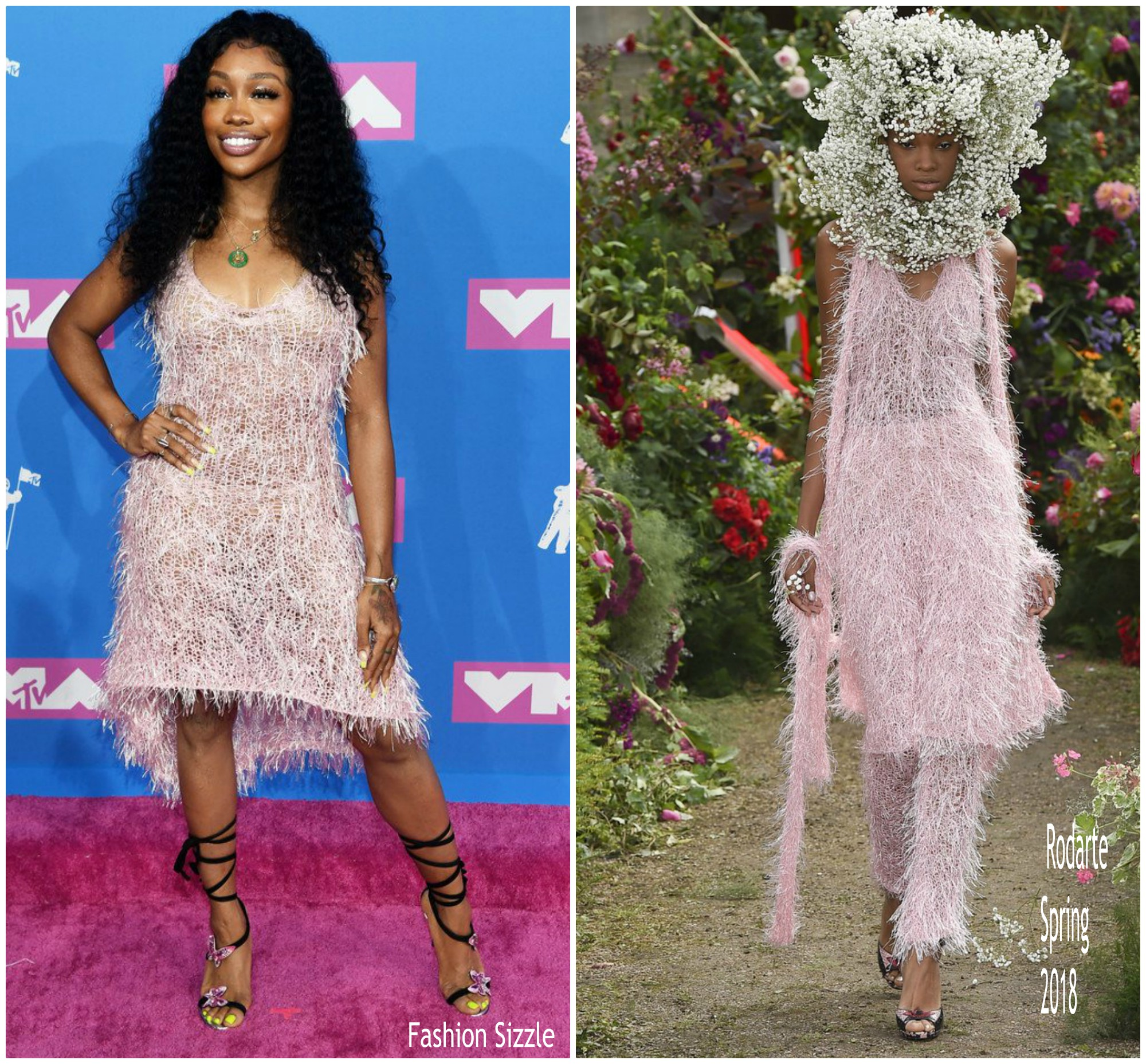 sza-in-rodarte-2018-mtv-awards