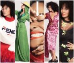 Traceee  Ellis Ross  Covers Elle  Canada September  2018 Issue
