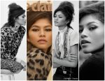 Zendaya Coleman for Marie Claire September 2018