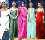 2018 Emmy Awards Best Dressed