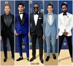 2018 Emmy Awards Menswear