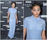 Amandla Stenberg  In Prada @ Entertainment Weekly's Must List Party – 2018 Toronto International Film Festival