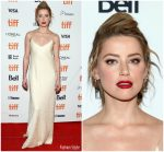 "Amber Heard  In The Row  @ ""Her Smell"" Toronto International Film Festival Premeire"
