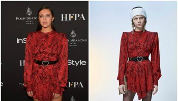 bel-powley-in-alessandra-rich-2018-hfpa-and-instyles-tiff-celebration