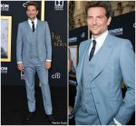 "Bradley Cooper  In Gucci @  ""A Star Is Born"" LA Premiere"