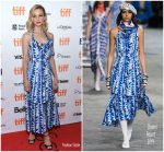 "Carey Mulligan In  Chanel  @ "" Wild life ""  2018 Toronto International Film Festival"