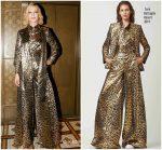 Cate Blanchett In Sara Battaglia  @ The Pomellato Balera Party Event